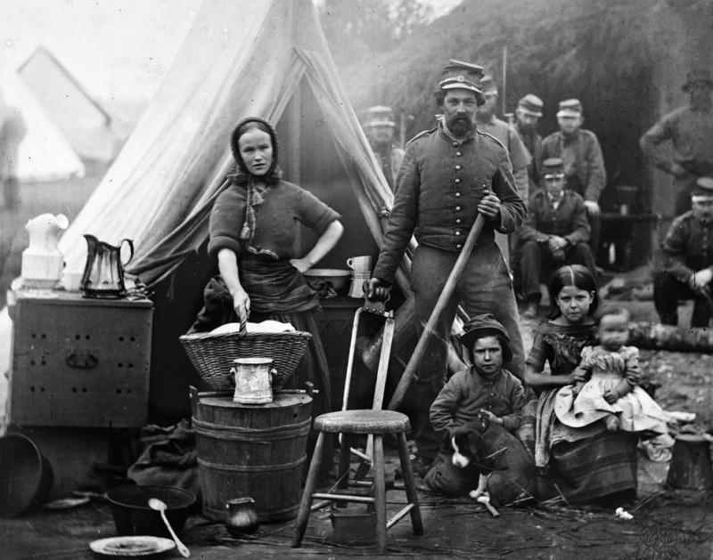 s c07 10112037 800x629 Гражданская война в США   люди (Часть 2)