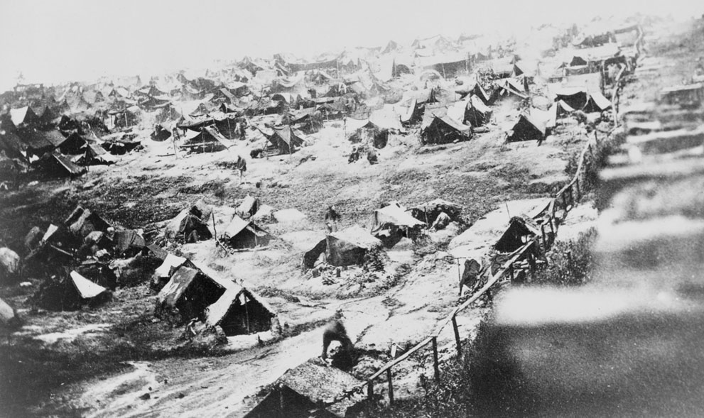 s c17 3c22695u Гражданская война в США   места (Часть1)