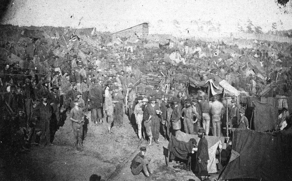 s c18 Anderson Гражданская война в США   места (Часть1)