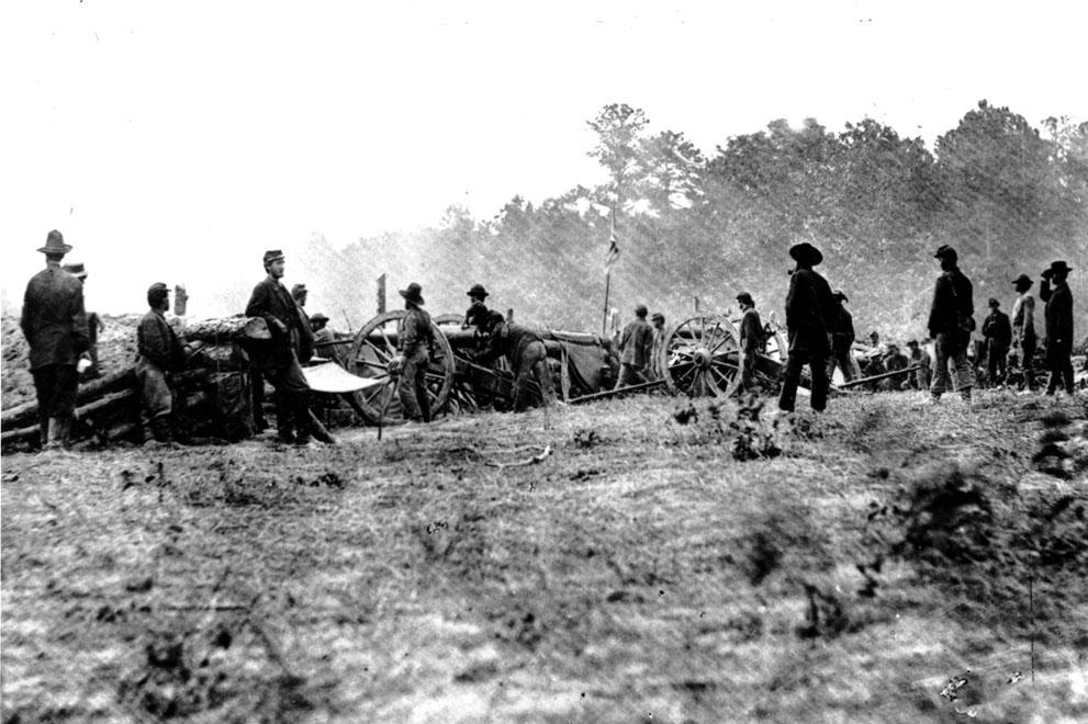 s c27 01010359 Гражданская война в США   места (Часть1)