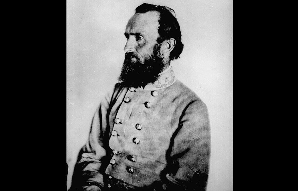 s c27 stonewal Гражданская война в США   люди (Часть 2)