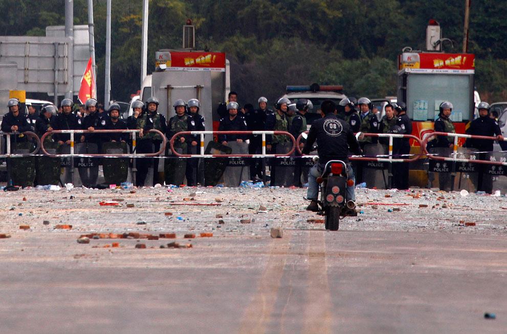 s c36 RTR2VJGH Китай протестует