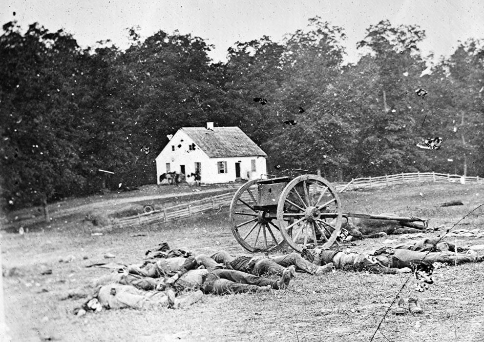 s c40 0001099u Гражданская война в США   места (Часть1)