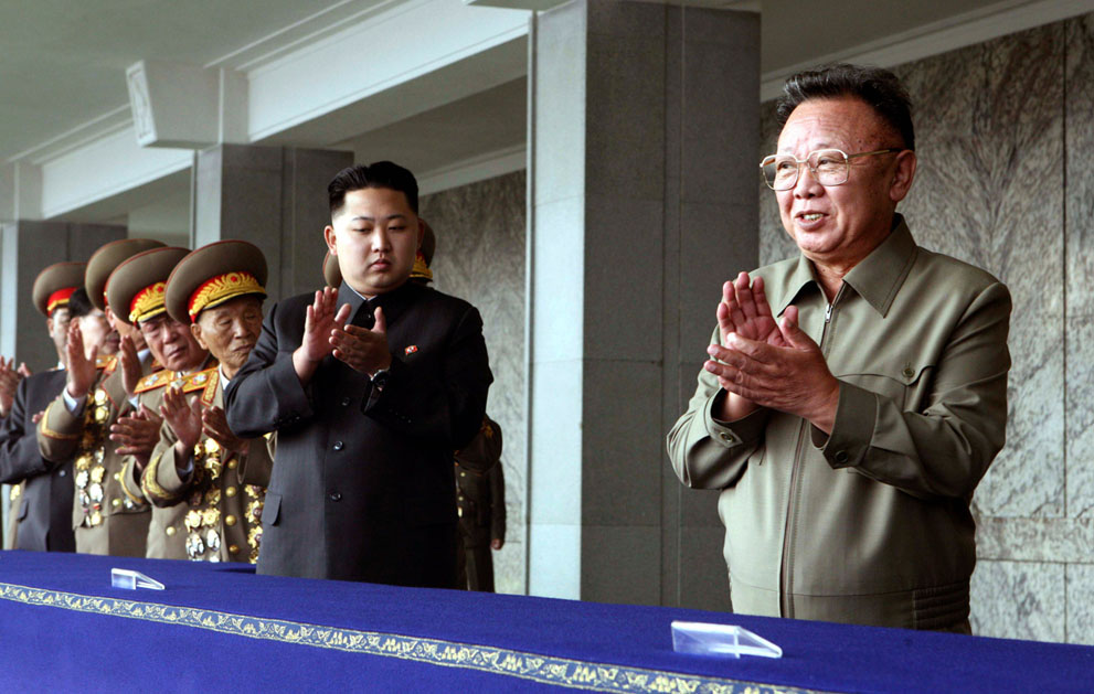 s k05 10124200 Ким Чен Ын   по стопам отца