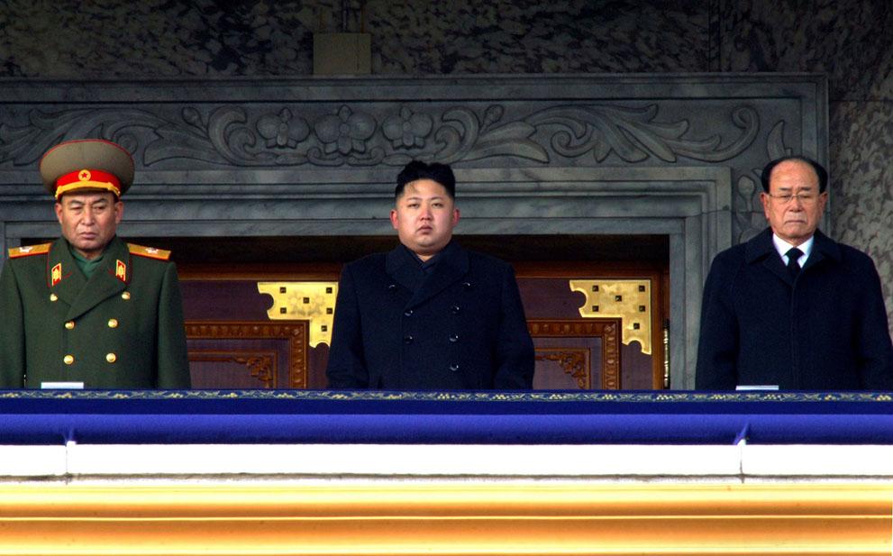 s k07 29119172 Ким Чен Ын   по стопам отца
