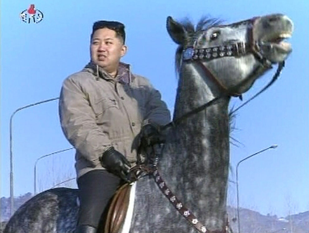 s k08 RTR2W0KF Ким Чен Ын   по стопам отца