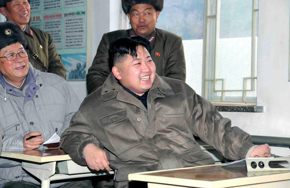 s k12 RTR2WHSR Ким Чен Ын   по стопам отца