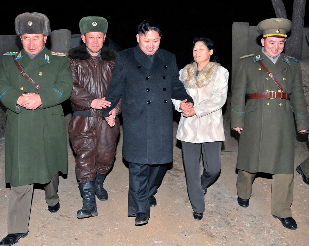 s k15 RTR2X58O Ким Чен Ын   по стопам отца