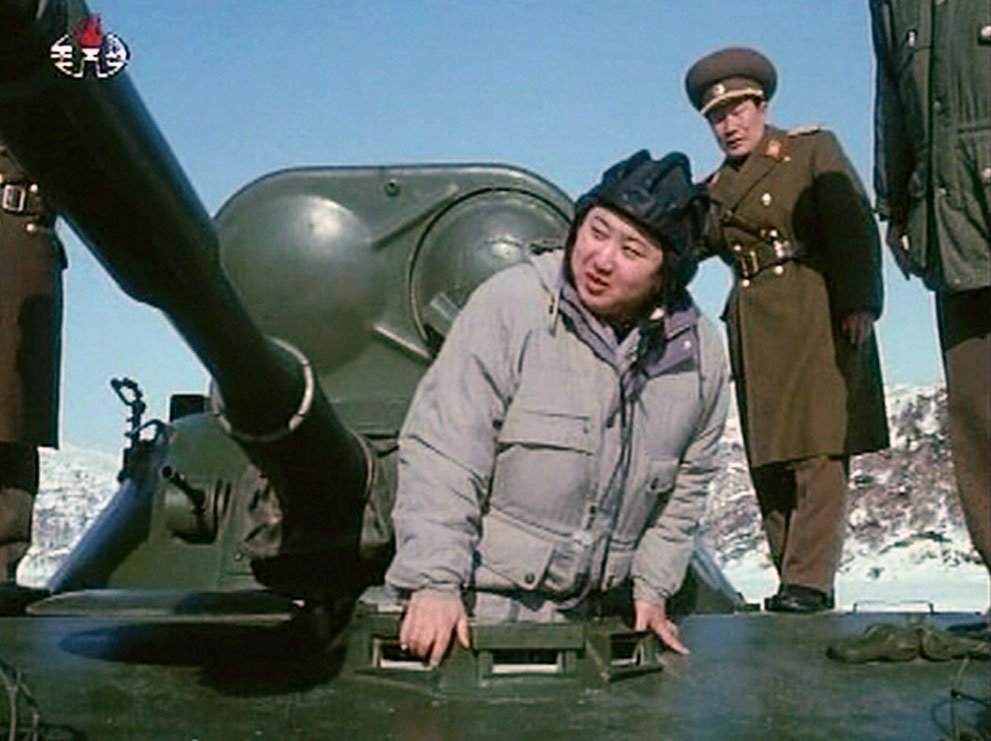 s k16 RTR2W0KE Ким Чен Ын   по стопам отца