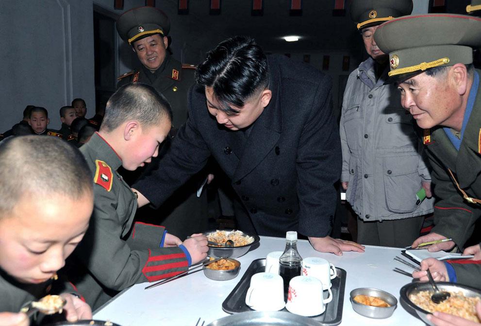 s k18 37683295 Ким Чен Ын   по стопам отца