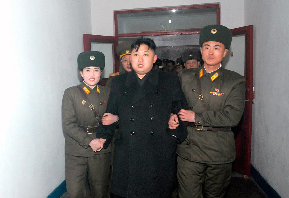 s k21 RTR2WNHH Ким Чен Ын   по стопам отца