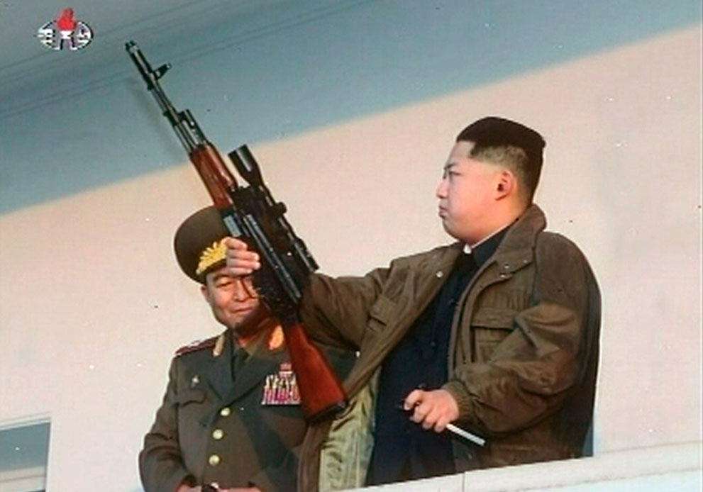 s k22 RTR2W0KI Ким Чен Ын   по стопам отца