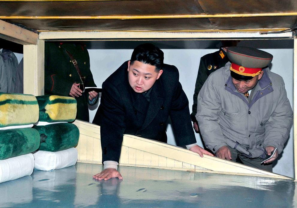 s k27 RTR2VSLR Ким Чен Ын   по стопам отца