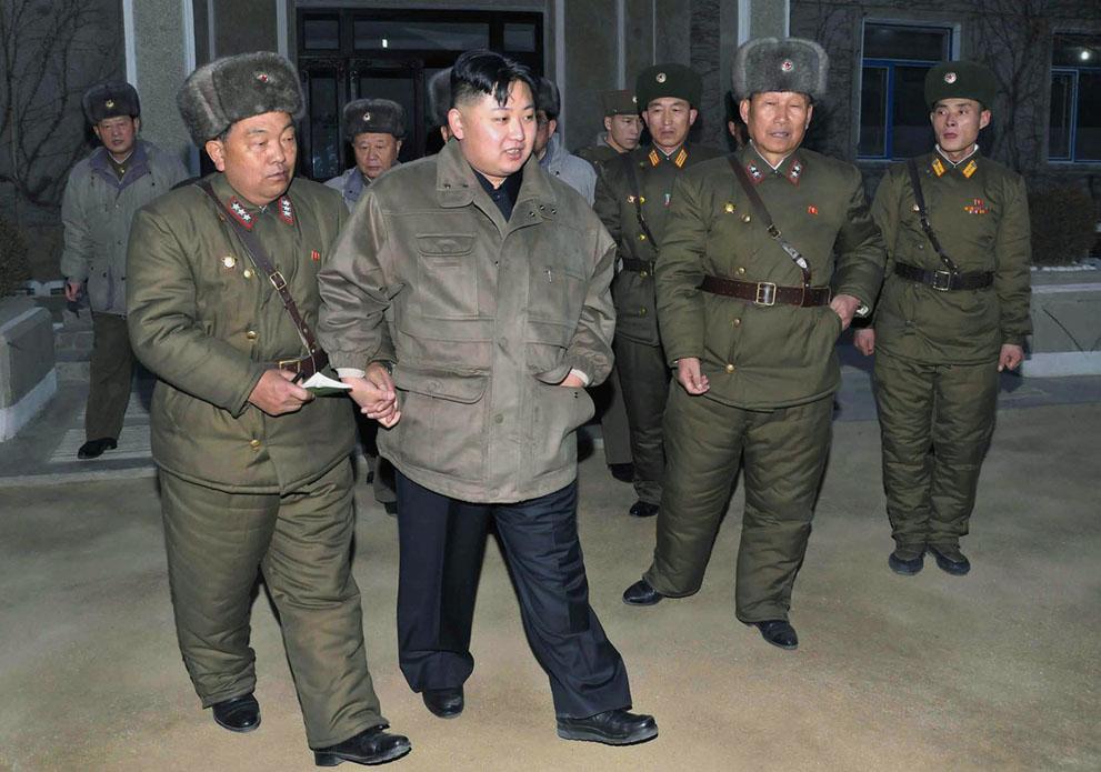 s k29 11902609 Ким Чен Ын   по стопам отца