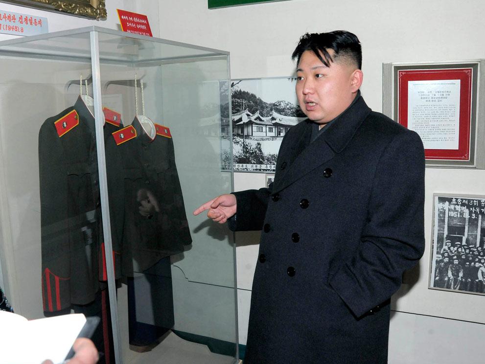 s k30 RTR2WTD7 Ким Чен Ын   по стопам отца
