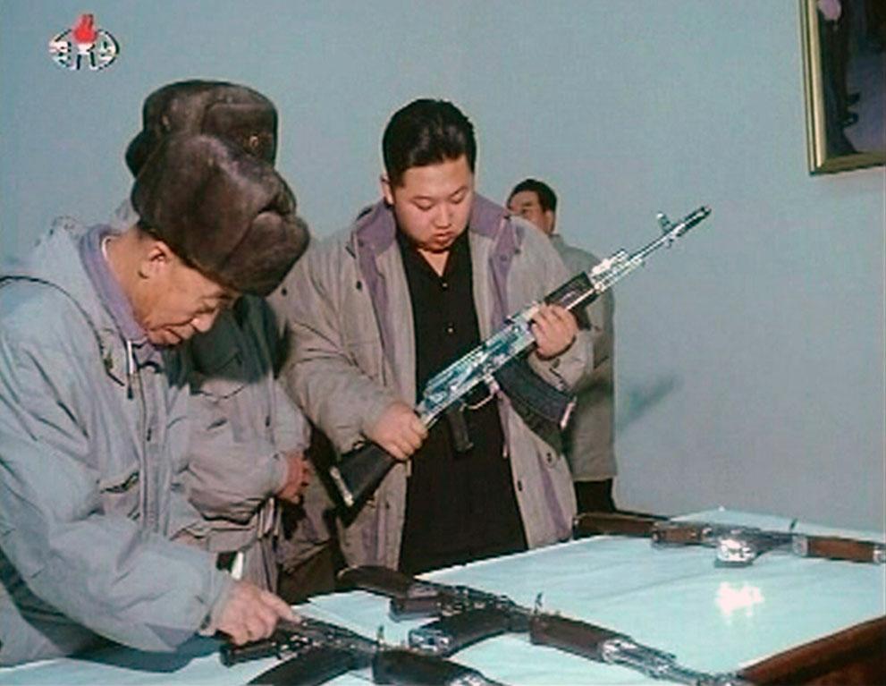 s k31 RTR2W0KD Ким Чен Ын   по стопам отца