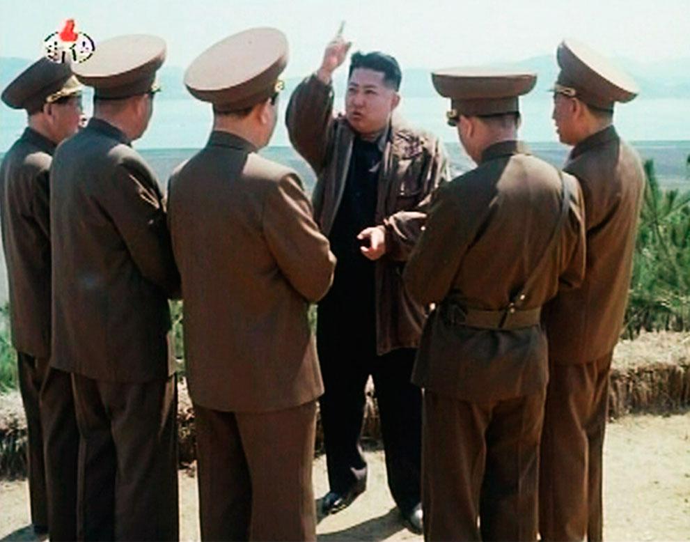 s k32 RTR2W0KG Ким Чен Ын   по стопам отца