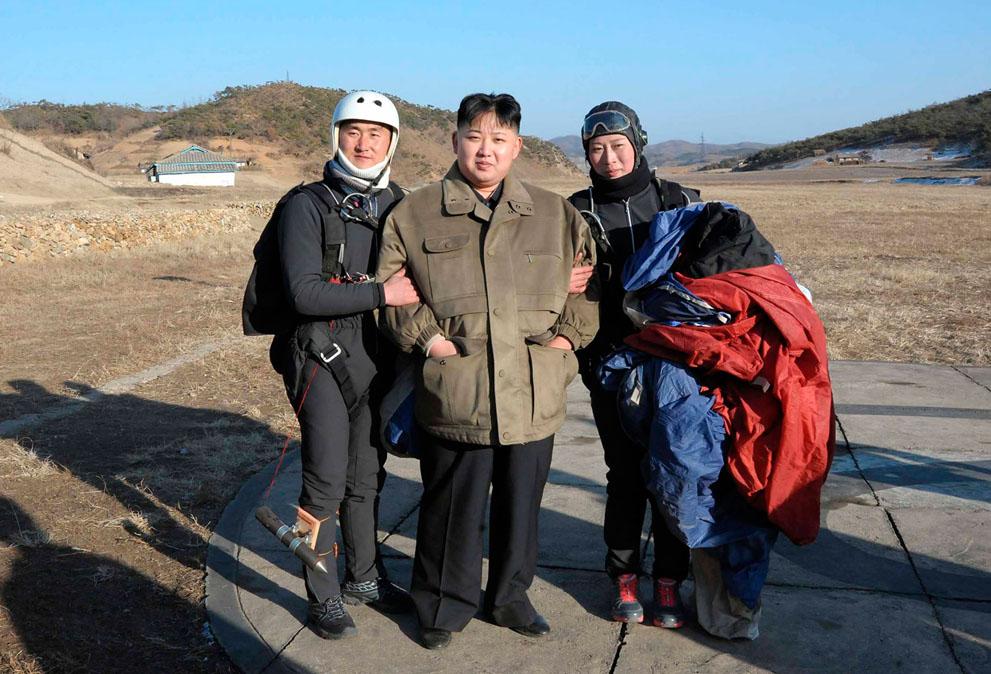 s k35 RTR2WZQL Ким Чен Ын   по стопам отца