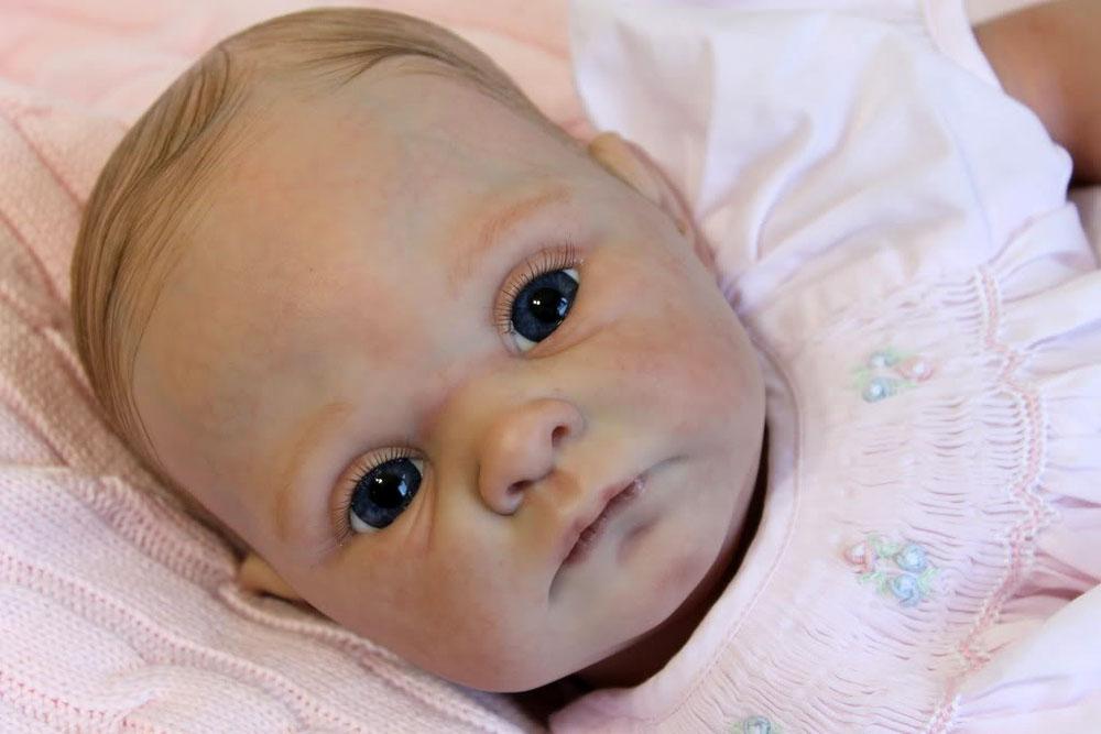 suze c Почти живые: удивительно реалистичные куклы реборн