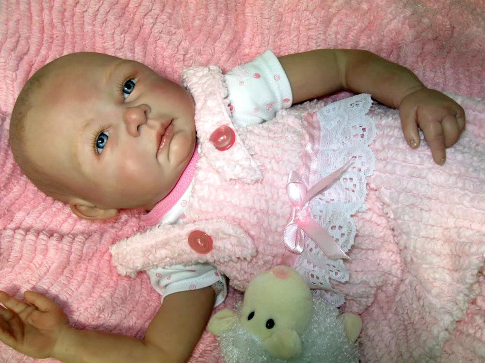 taylor 3 Почти живые: удивительно реалистичные куклы реборн