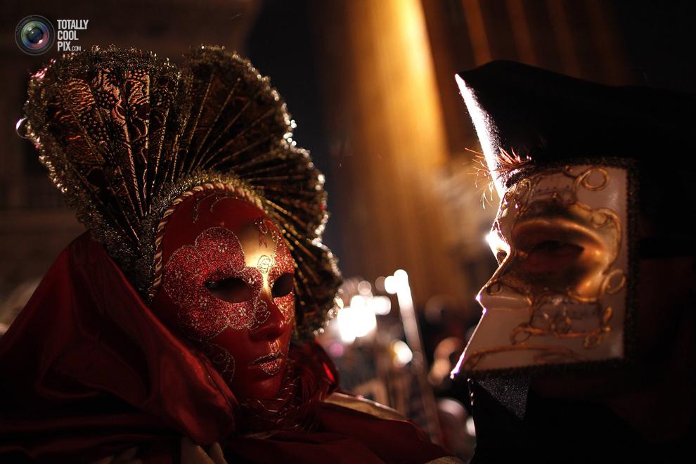 venice 001 Карнавал в Венеции