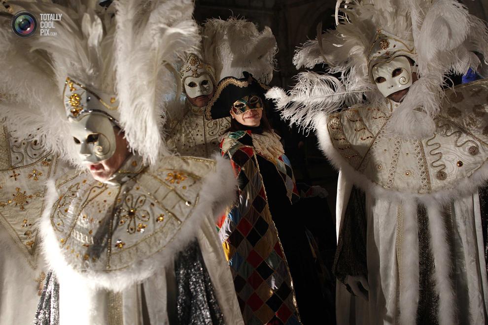 venice 002 Карнавал в Венеции