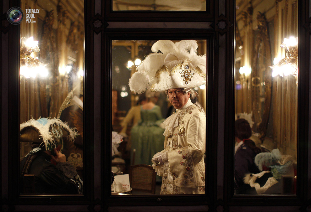 venice 004 Карнавал в Венеции