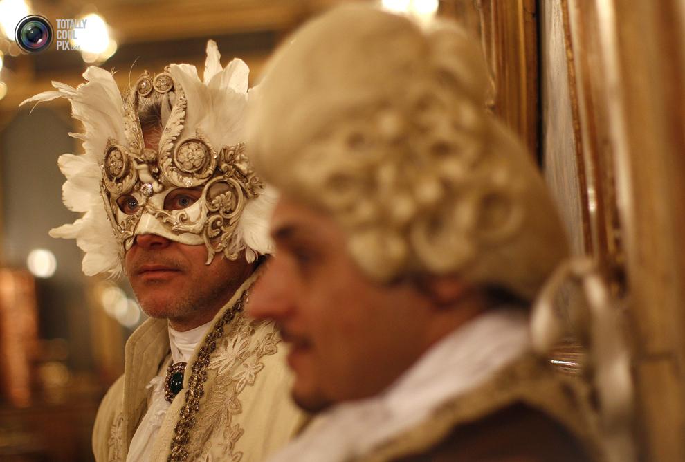 venice 005 Карнавал в Венеции