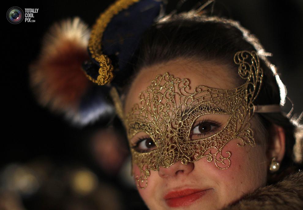 venice 011 Карнавал в Венеции