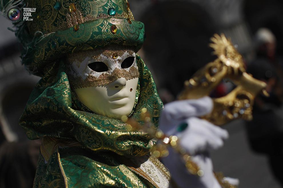venice 012 Карнавал в Венеции