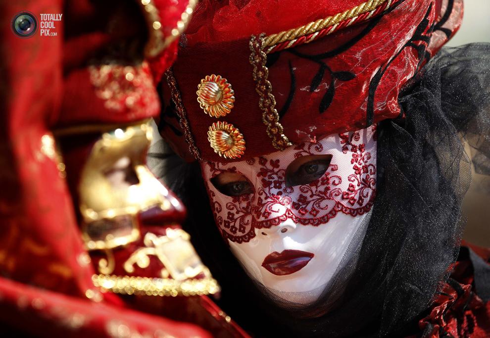 venice 013 Карнавал в Венеции