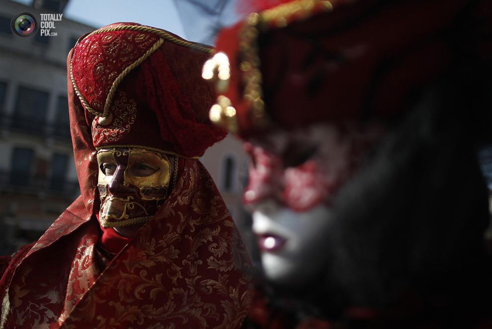 venice 014 Карнавал в Венеции