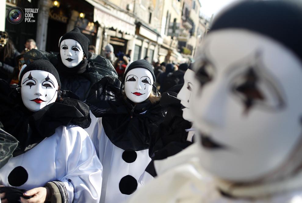 venice 015 Карнавал в Венеции
