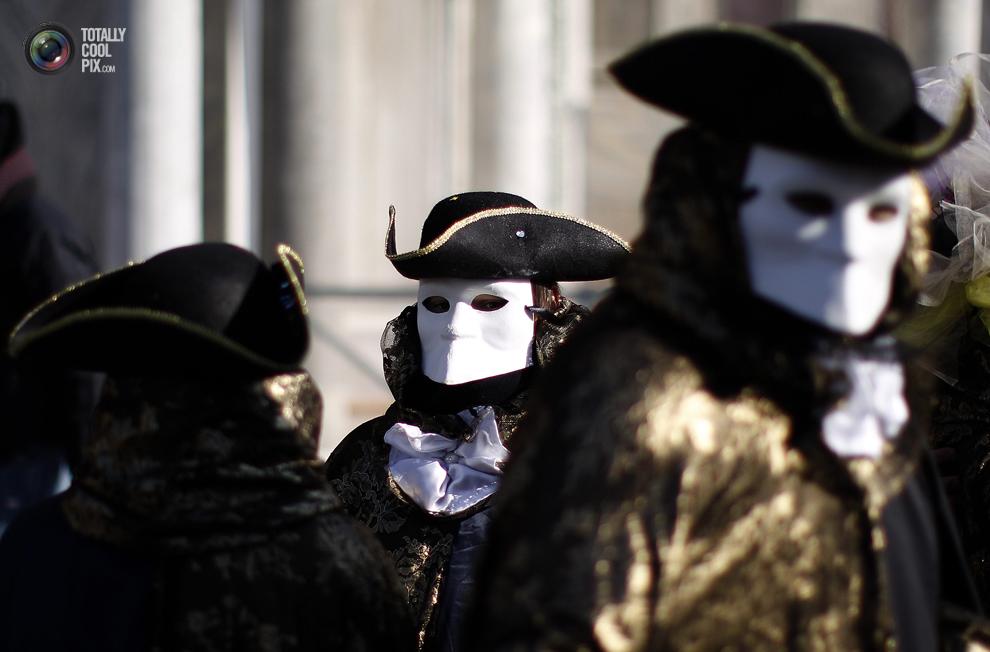 venice 016 Карнавал в Венеции