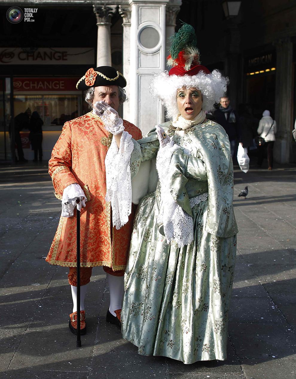 venice 022 Карнавал в Венеции