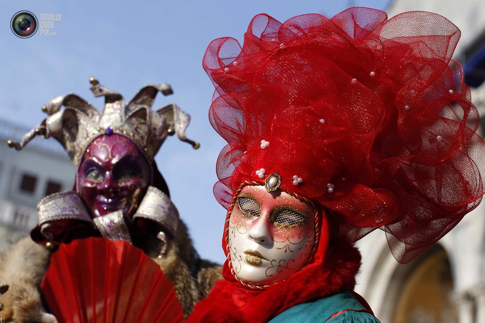 venice 023 Карнавал в Венеции