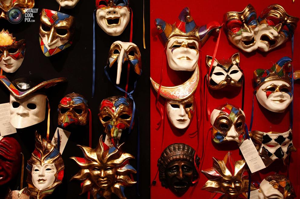 venice 028 Карнавал в Венеции