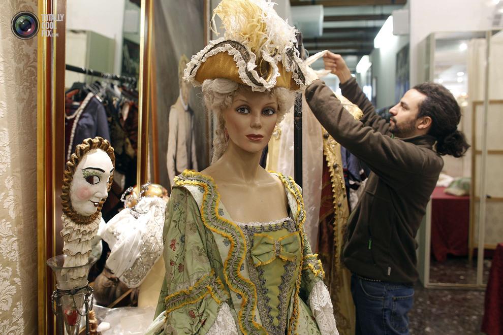 venice 034 Карнавал в Венеции