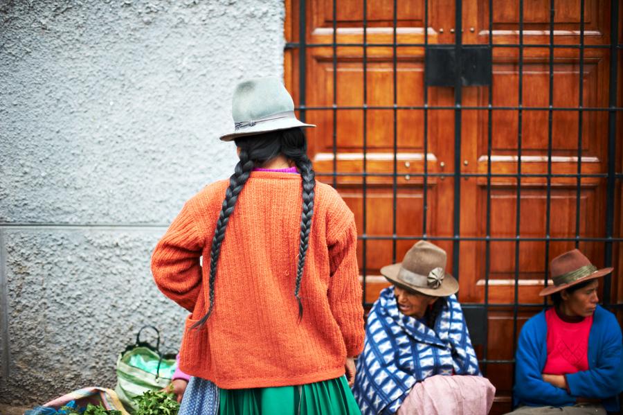 00316 Путешествуя по Перу: из Куско к Мачу Пикчу