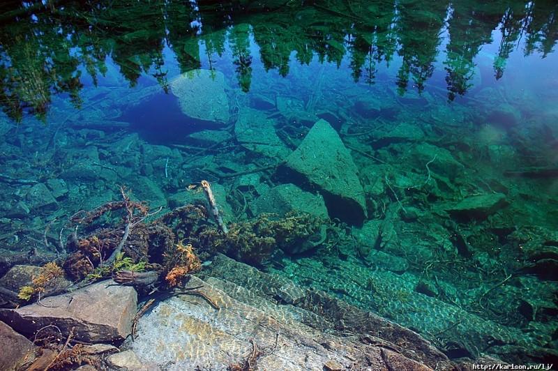 00511 800x532 США: Озера и водопады долины реки Фосс