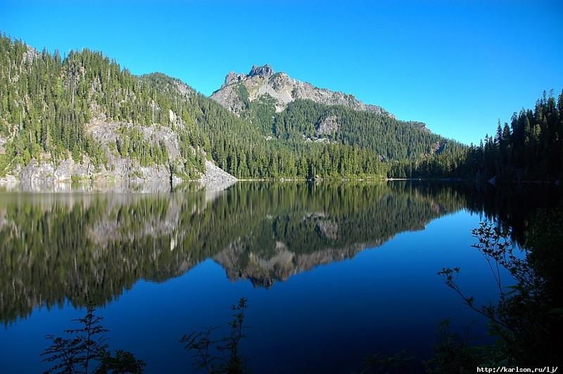 00611 800x532 США: Озера и водопады долины реки Фосс