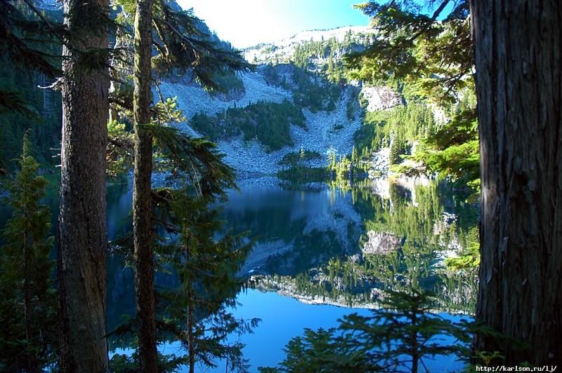 00811 800x532 США: Озера и водопады долины реки Фосс
