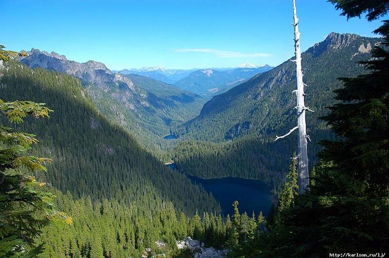 00911 800x532 США: Озера и водопады долины реки Фосс