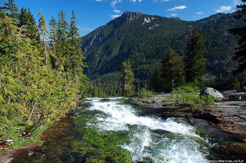 01110 800x532 США: Озера и водопады долины реки Фосс