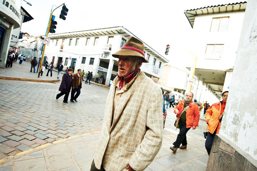 01115 Путешествуя по Перу: из Куско к Мачу Пикчу