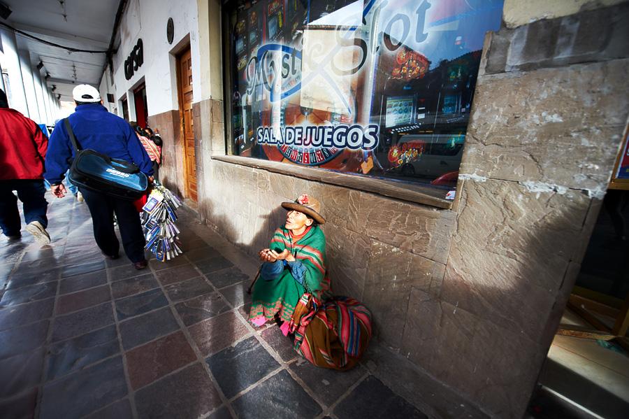 01314 Путешествуя по Перу: из Куско к Мачу Пикчу