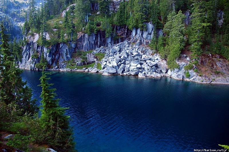 01410 800x532 США: Озера и водопады долины реки Фосс