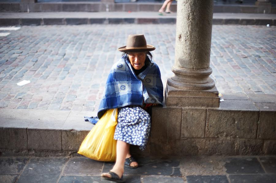 01513 Путешествуя по Перу: из Куско к Мачу Пикчу