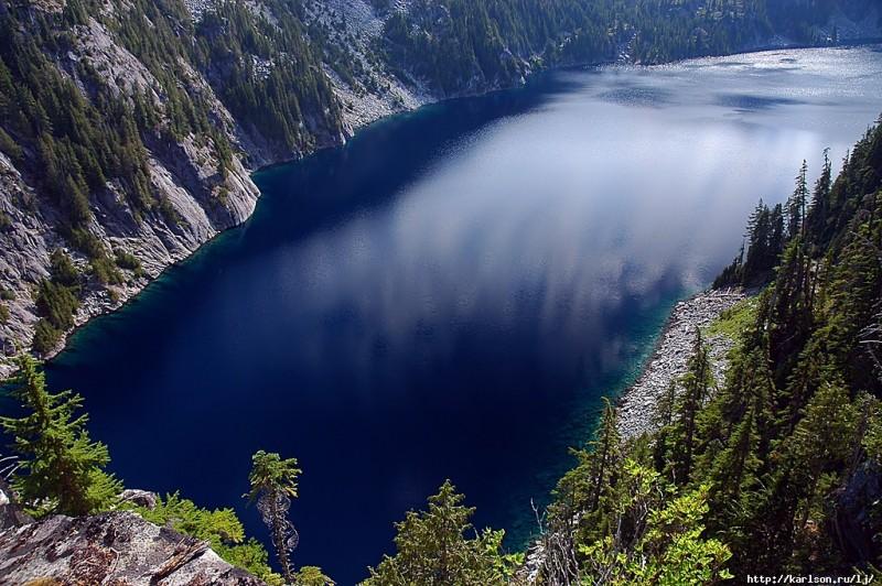 0166 800x532 США: Озера и водопады долины реки Фосс