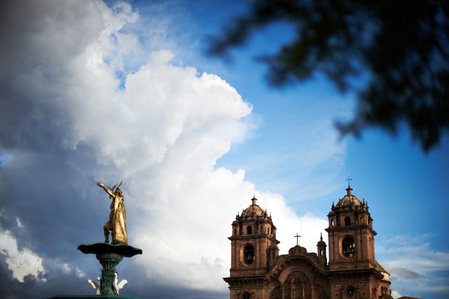 01710 Путешествуя по Перу: из Куско к Мачу Пикчу